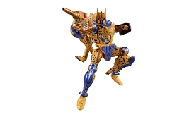 Takara Tomy - Masterpiece MP-34 CHEETOR (2019 Reissue w/Bonus T-Shirt)