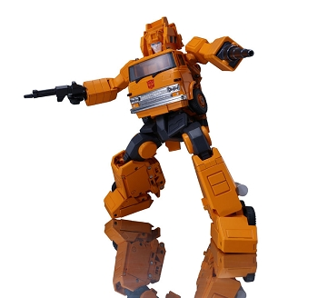 Takara Masterpiece MP-35 GRAPPLE (2019 Reissue)