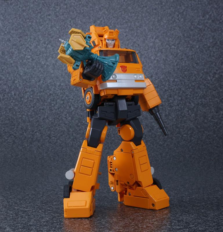 Transformers G1 Masterpiece MP-35 Grapple IN STOCK NEW Takara