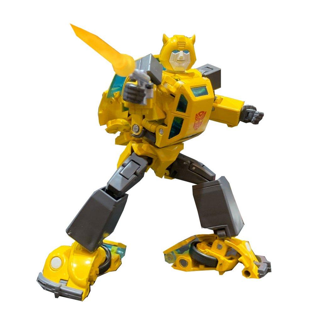 Transformers Takara Tomy Masterpiece MP-45 Bumblebee!