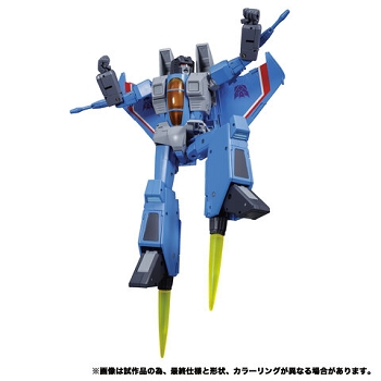 Takara Tomy - Masterpiece MP-52+ THUNDERCRACKER