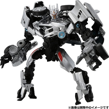 Takara Movie Anniversary MB-07 Voyager Class SOUNDWAVE