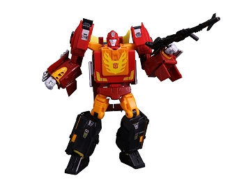 Takara Power of Primes PP-08 RODIMUS PRIME