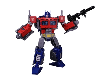 Takara Power of Primes PP-09 OPTIMUS PRIME