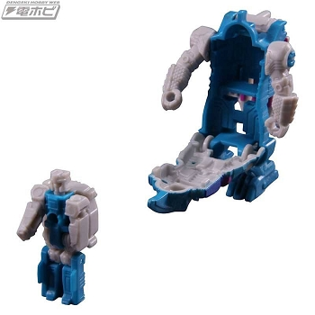 Takara Power of Primes PP-10 ALCHEMIST PRIME