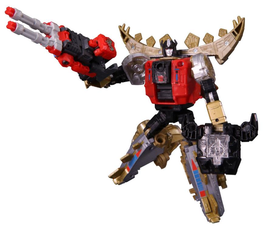 Takara Power of Primes PP-13 SNARL