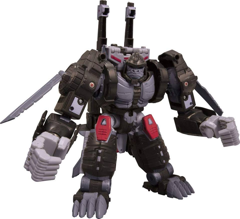 Takara Tomy Transformers power of the primes PP-43 Throne Of The Primes