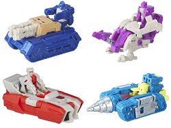 Hasbro Titans Return Titan Masters Wave 1 Set of 4