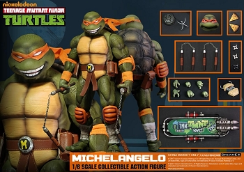DreamEx 1/6 Scale MICHAELANGELO