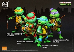 Herocross Teenage Mutant Ninja Turtles Set