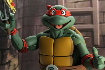 Neca TMNT (Animated Series) Raphael 1/4 Scale Figure