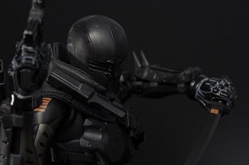 1000Toys G.I.Joe x TOA Heavy Industries SNAKE EYES (1/6 Scale)