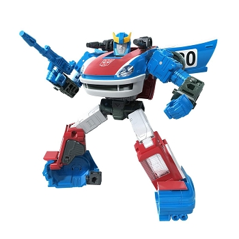Transformers: Earthrise Deluxe Class SMOKESCREEN