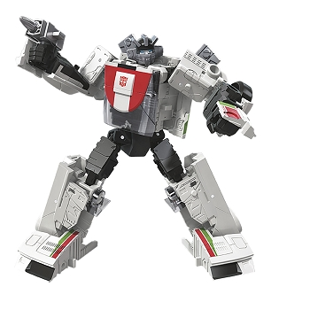 Transformers: Kingdom Deluxe Class WHEELJACK