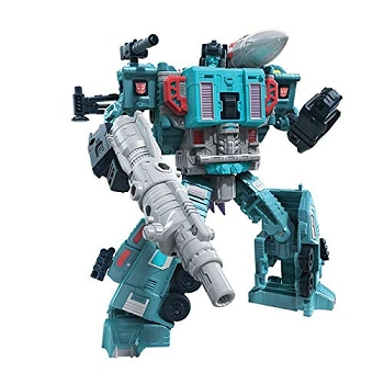 Transformers: Earthrise Leader Class DOUBLEDEALER