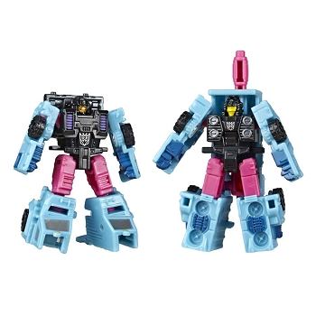 Transformers: Earthrise MICRO MASTERS Wave 5 Battle Squad