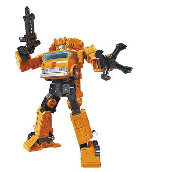 Transformers: Earthrise Voyager Class GRAPPLE