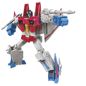 Transformers: Earthrise Voyager Class STARSCREAM