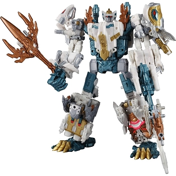 Transformers Generations Selects GOD NEPTUNE