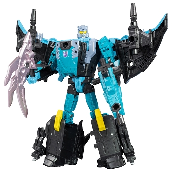 Transformers Generations Selects King Poseidon (Piranacon): KRAKEN (SEAWING)