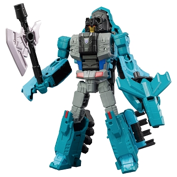 Transformers Generations Selects King Poseidon (Piranacon): LOBCLAW (NAUTILATOR)