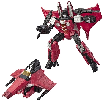Transformers Generations Selects REDWING