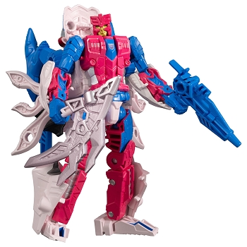 Transformers Generations Selects King Poseidon (Piranacon): TENTAKILL