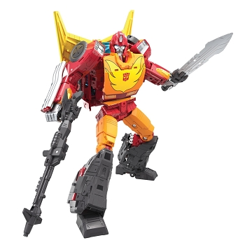 Transformers: Kingdom Commander Class RODIMUS PRIME