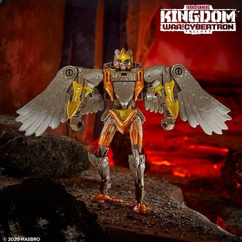Transformers: Kingdom Deluxe Class AIRAZOR