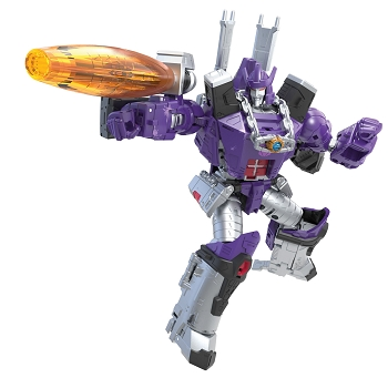 Transformers: Kingdom Leader Class GALVATRON