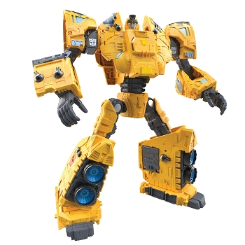 Transformers: Kingdom Titan Class AUTOBOT ARK