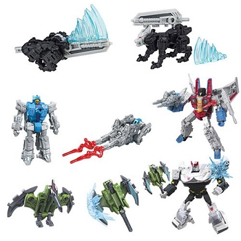 Transformers: Siege BATTLE MASTERS Wave 2 Set of 2