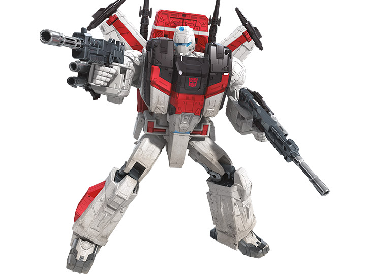 Transformers War For Cybertron Siege Commander Jetfire NEW