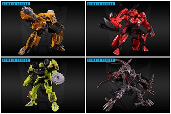 Transformers STUDIO SERIES Deluxe Wave 1 Set