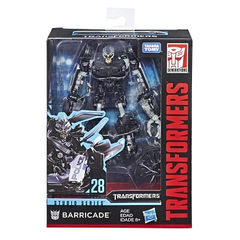 Transformers STUDIO SERIES DELUXE SS-28 BARRICADE