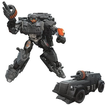 Transformers STUDIO SERIES WWII HOT ROD