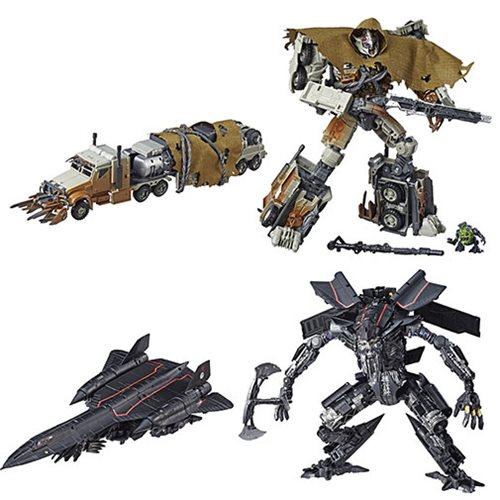 Hasbro Transformers Studio Series SS35 Leader Jetfire /& SS34 Megatron NEW