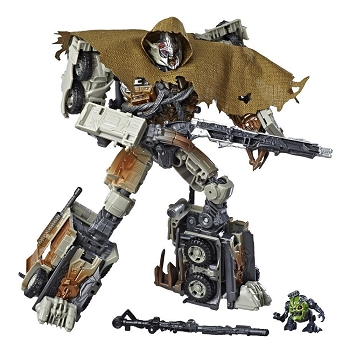 Transformers: Studio Series Leader MEGATRON (DARK OF THE MOON)