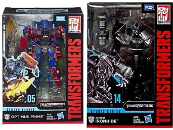 Transformers STUDIO SERIES WAVE 3 Voyager Set