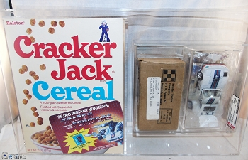 AFA U80 CRACKER JACK CEREAL JAZZ