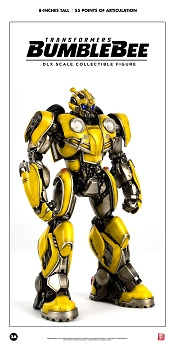 World of 3A Bumblebee Movie DLX Scale BUMBLEBEE