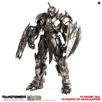World of 3A The Last Knight MEGATRON (Deluxe Edition)