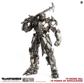 World of 3A The Last Knight MEGATRON (Standard Edition)