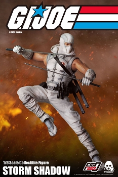 ThreeZero G.I. Joe STORM SHADOW