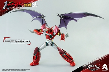 ThreeZero Robo-Dou SHIN GETTER 1 (Arranged Design Anime Colors)