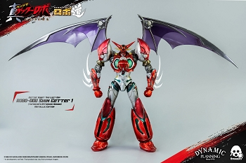 ThreeZero Robo-Dou SHIN GETTER 1 (Arranged Design Metallic Colors)