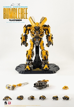 ThreeZero The Last Knight DLX Scale BUMBLEBEE