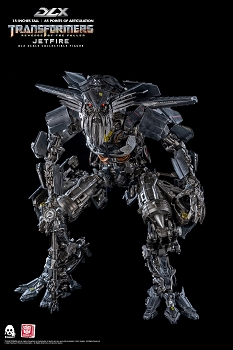 ThreeZero Transformers Revenge of the Fallen DLX Scale JETFIRE