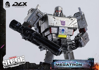 ThreeZero Transformers War for Cybertron Trilogy DLX Scale MEGATRON
