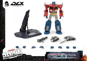 ThreeZero Transformers War for Cybertron Trilogy DLX Scale OPTIMUS PRIME